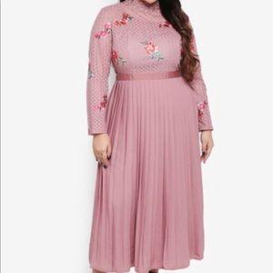 New Little Mistress Long Sleeve Dress